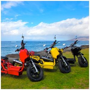 scooters in honolulu